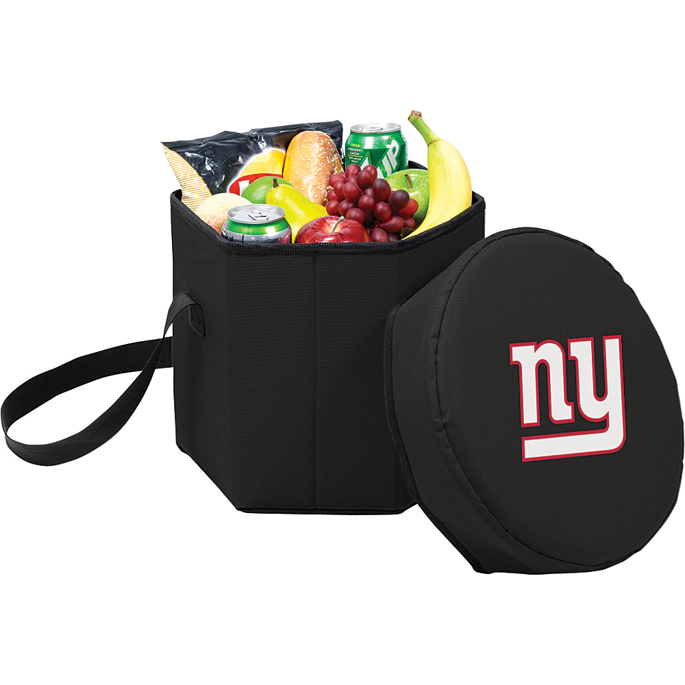 Picnic Time New York Giants Bongo Cooler New York Giants Black - Picnic Time Outdoor Coolers - Outdoor, Outdoor Coolers