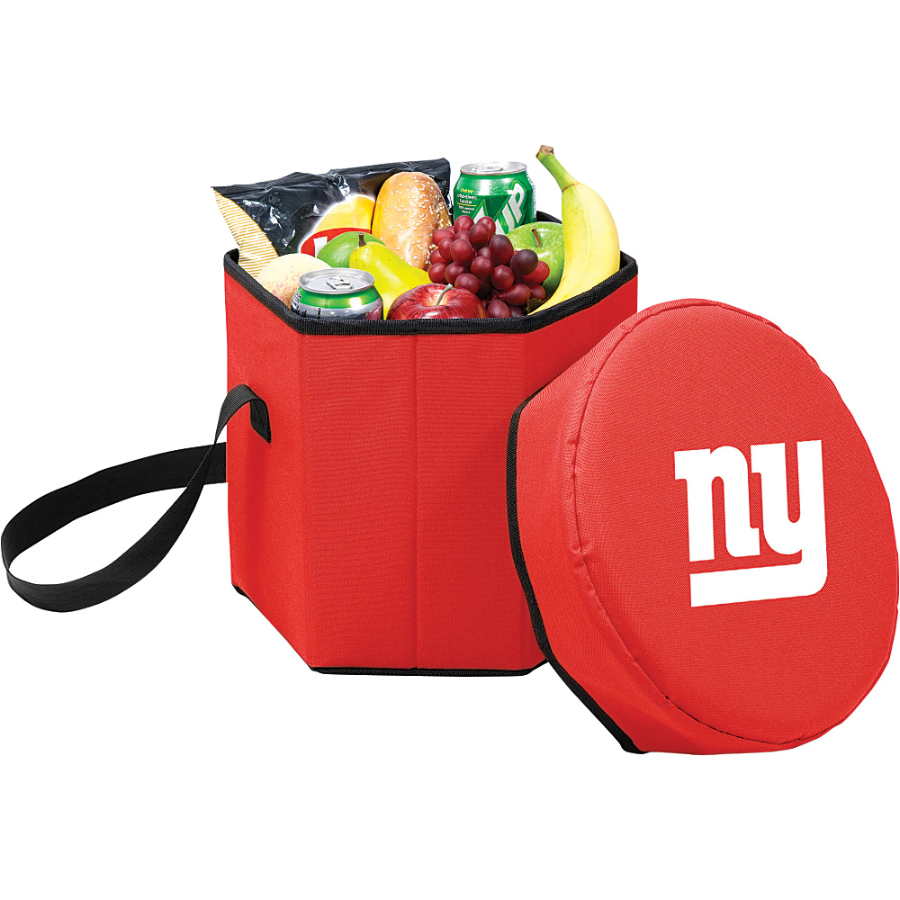 Picnic Time New York Giants Bongo Cooler New York Giants Red - Picnic Time Outdoor Coolers - Outdoor, Outdoor Coolers