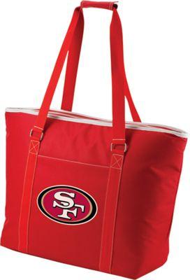 Picnic Time San Francisco 49ers Tahoe Cooler San Francisco 49ers Red - Picnic Time Outdoor Coolers