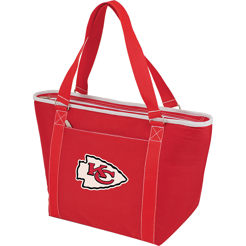 Picnic Time Kansas City Chiefs Topanga Cooler Kansas City Chiefs Red - Picnic Time Outdoor Coolers - Outdoor, Outdoor Coolers