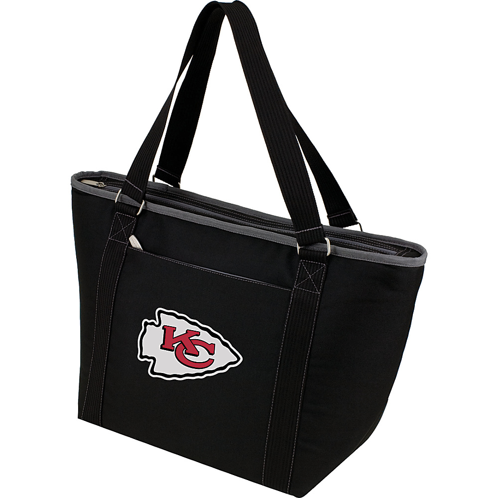 Picnic Time Kansas City Chiefs Topanga Cooler Kansas City Chiefs Black - Picnic Time Outdoor Coolers - Outdoor, Outdoor Coolers