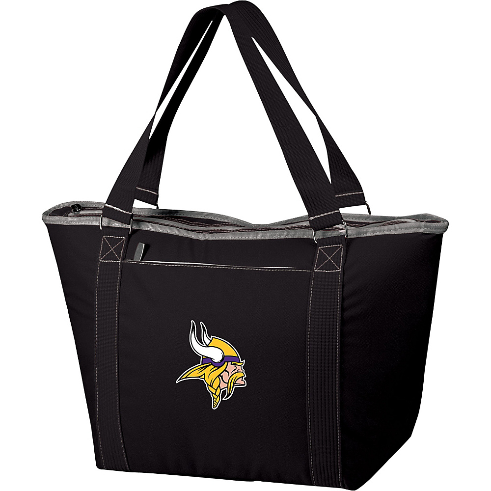 Picnic Time Minnesota Vikings Topanga Cooler Minnesota Vikings Black - Picnic Time Outdoor Coolers - Outdoor, Outdoor Coolers