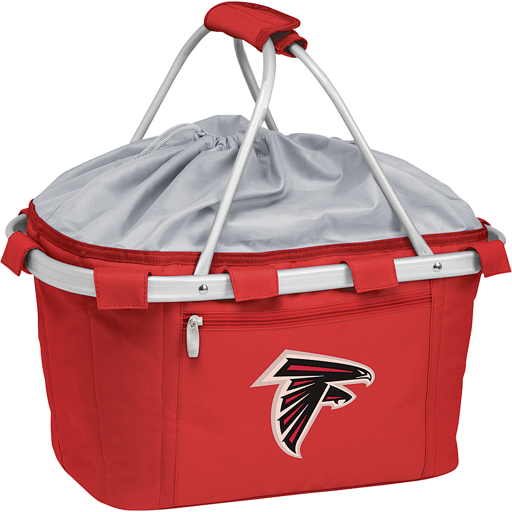 Picnic Time Atlanta Falcons Metro Basket Atlanta Falcons Red - Picnic Time Outdoor Coolers - Outdoor, Outdoor Coolers