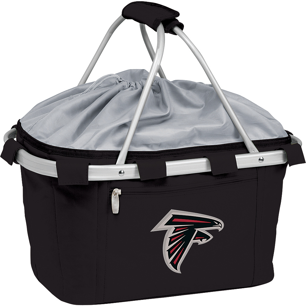 Picnic Time Atlanta Falcons Metro Basket Atlanta Falcons Black - Picnic Time Outdoor Coolers - Outdoor, Outdoor Coolers