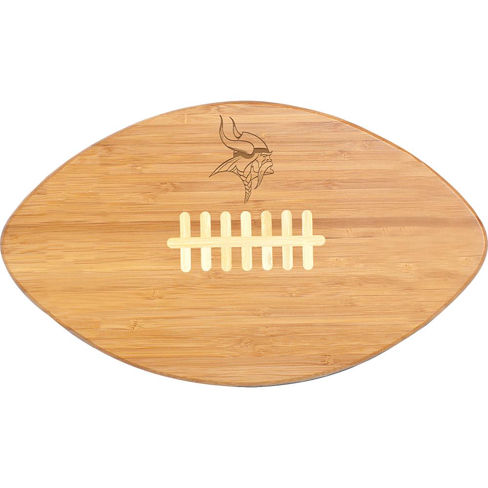 Picnic Time Minnesota Vikings Touchdown Pro! Cutting Board Minnesota Vikings - Picnic Time Outdoor Accessories - Outdoor, Outdoor Accessories