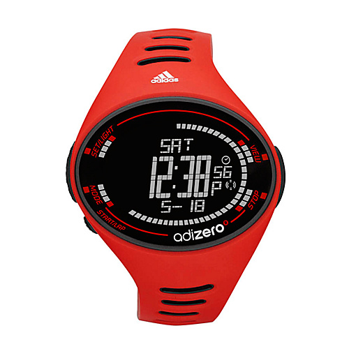 adidas originals Watches Adidas Performance Adizero Red with Black - adidas originals Watches... (10218823 ADP3507-RED) photo