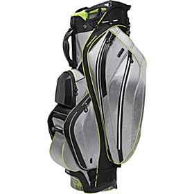 Chamber Cart Bag Chrome/Acid