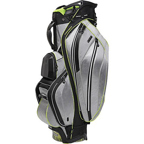 OGIO Chamber Cart Bag Chrome/Acid - OGIO Golf Bags