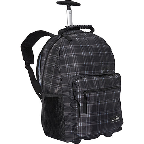 Grey Plaid - $39.99