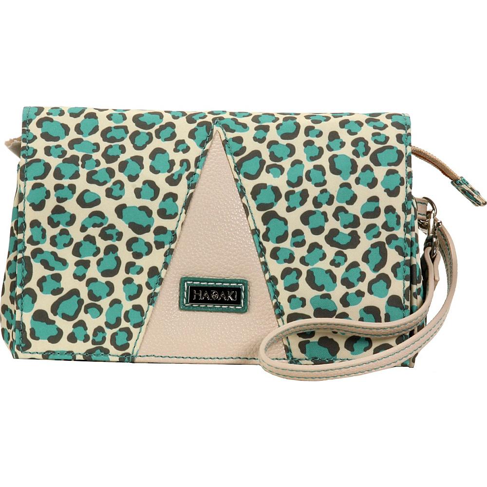 Hadaki Nylon Travel Wallet Primavera Cheetah - Hadaki Travel Wallets - Travel Accessories, Travel Wallets