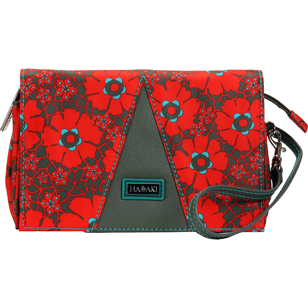 Hadaki Nylon Travel Wallet Primavera Lacey - Hadaki Travel Wallets - Travel Accessories, Travel Wallets