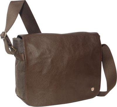TOKEN Sheridan Waxed Shoulder Bag
