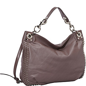 Mini Luscious Hobo with Studs Lavender