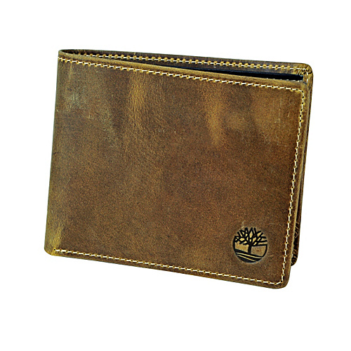 Timberland Wallets Mt. Washington Leather Passcase  Wallet Tan - Timberland Wallets Mens Wallets
