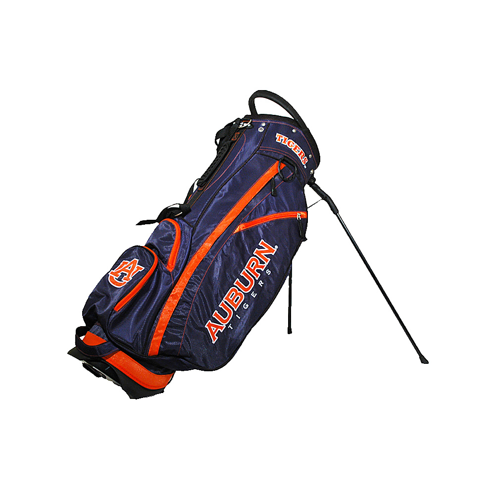 Team Golf USA NCAA Auburn University Tigers Fairway Stand Bag Blue - Team Golf USA Golf Bags