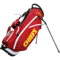 Team Golf NFL Kansas City Chiefs Fairway Stand Bag Red - Team Golf Golf Bags