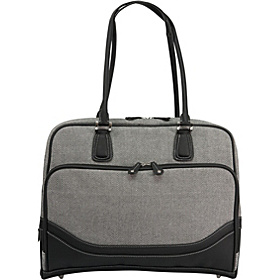 Classic Herringbone Laptop Tote (Large)- 16''PC / 17''MacBook Pro Herringbone
