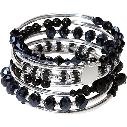 Tammy Spice Accessories Noir Silver - Tammy Spice Accessories Jewelry