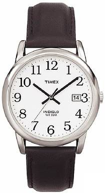 Timex Men's Quartz Watch Silver tone - Timex Watches
