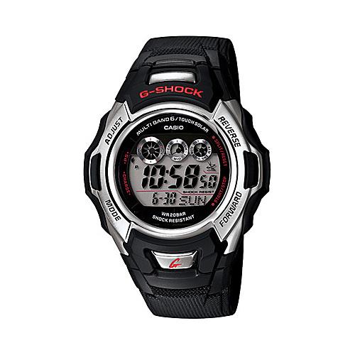 Casio G-Shock Atomic Solar Watch Black - Casio Watches