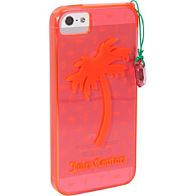 Gelli iPhone CaseW/Palm Tree Non Glitter iPhone 5 Mandarin