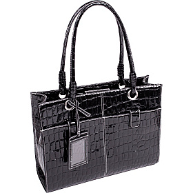 Elena Ladies' Business Tote Black