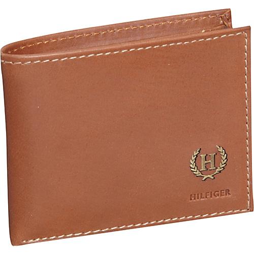 f7deb9cad6d Tommy Hilfiger Wallets Hove Passcase Billfold Wallet Tan - Tommy Hilfiger  Wallets Mens Wallets (10233235