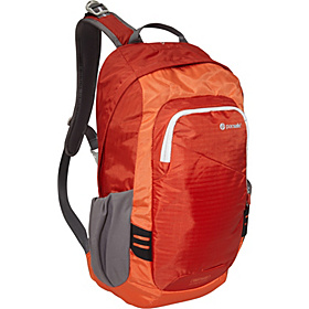 VentureSafe 15L GII Anti-Theft Daypack Sunset Red