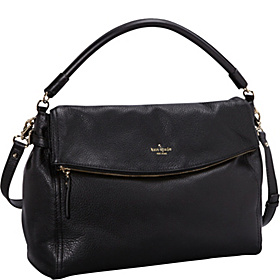 Cobble Hill Minka Convertible Shoulder Bag Black