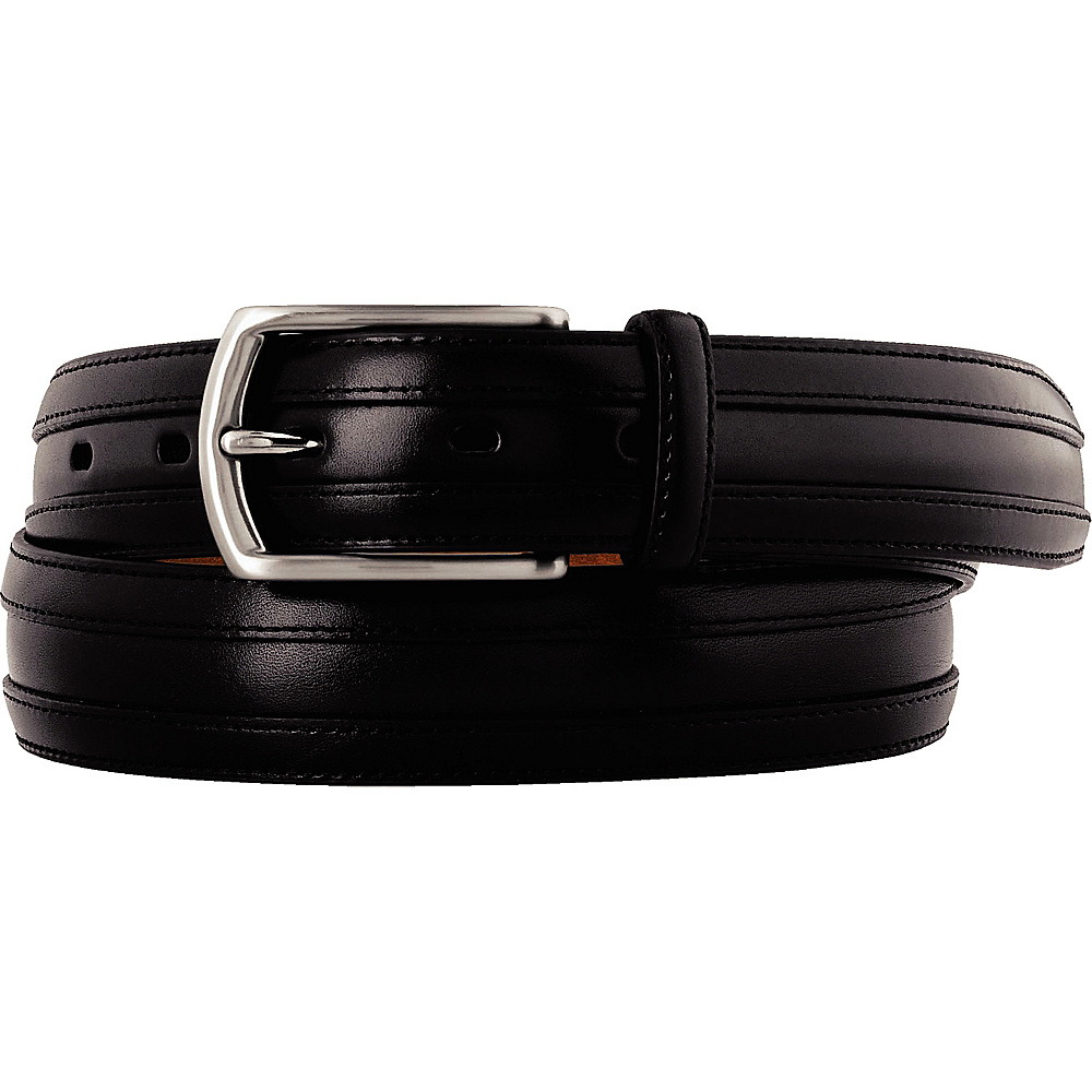 Johnston Murphy Double Calf Belt Black Size 44 Johnston Murphy Other Fashion Accessories
