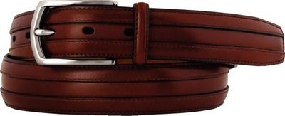 Johnston & Murphy Johnston & Murphy Double Calf Belt Cognac - Size 34 - Johnston & Murphy Other Fashion Accessories