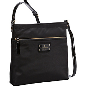 Kate Spade Nylon Jan Black