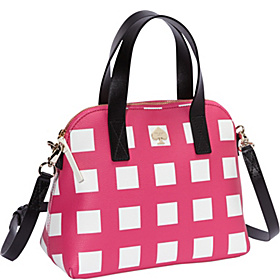 Checker Placemaise Agata Pink/Clotted Cream