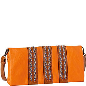 Breeze Crossbody Orange