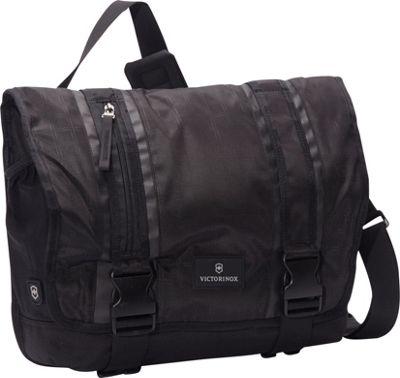 Victorinox Altmont 3.0 Laptop Messenger Black - Victorinox Messenger Bags