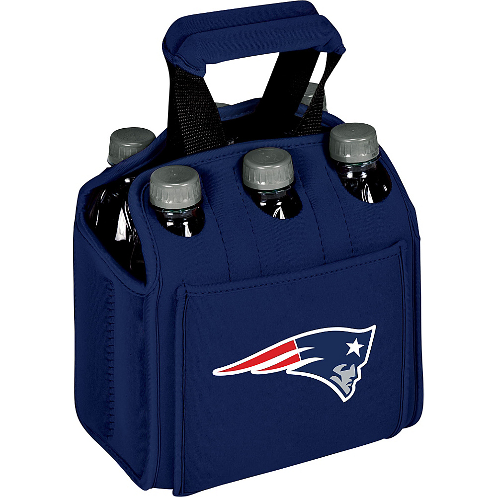 Picnic Time New England Patriots Six Pack New England Patriots Navy - Picnic Time Outdoor Accessories - Outdoor, Outdoor Accessories