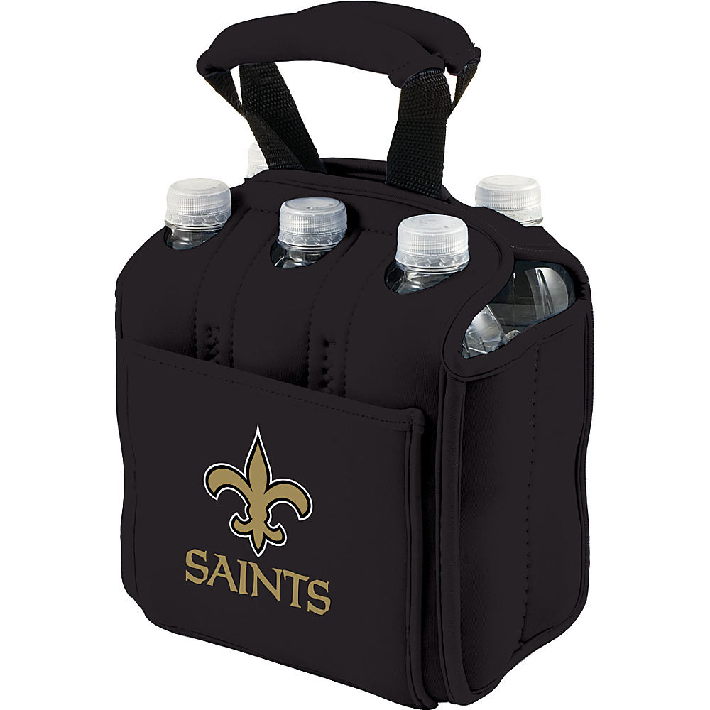 Picnic Time New Orleans Saints Six Pack New Orleans Saints - Picnic Time Outdoor Accessories - Outdoor, Outdoor Accessories