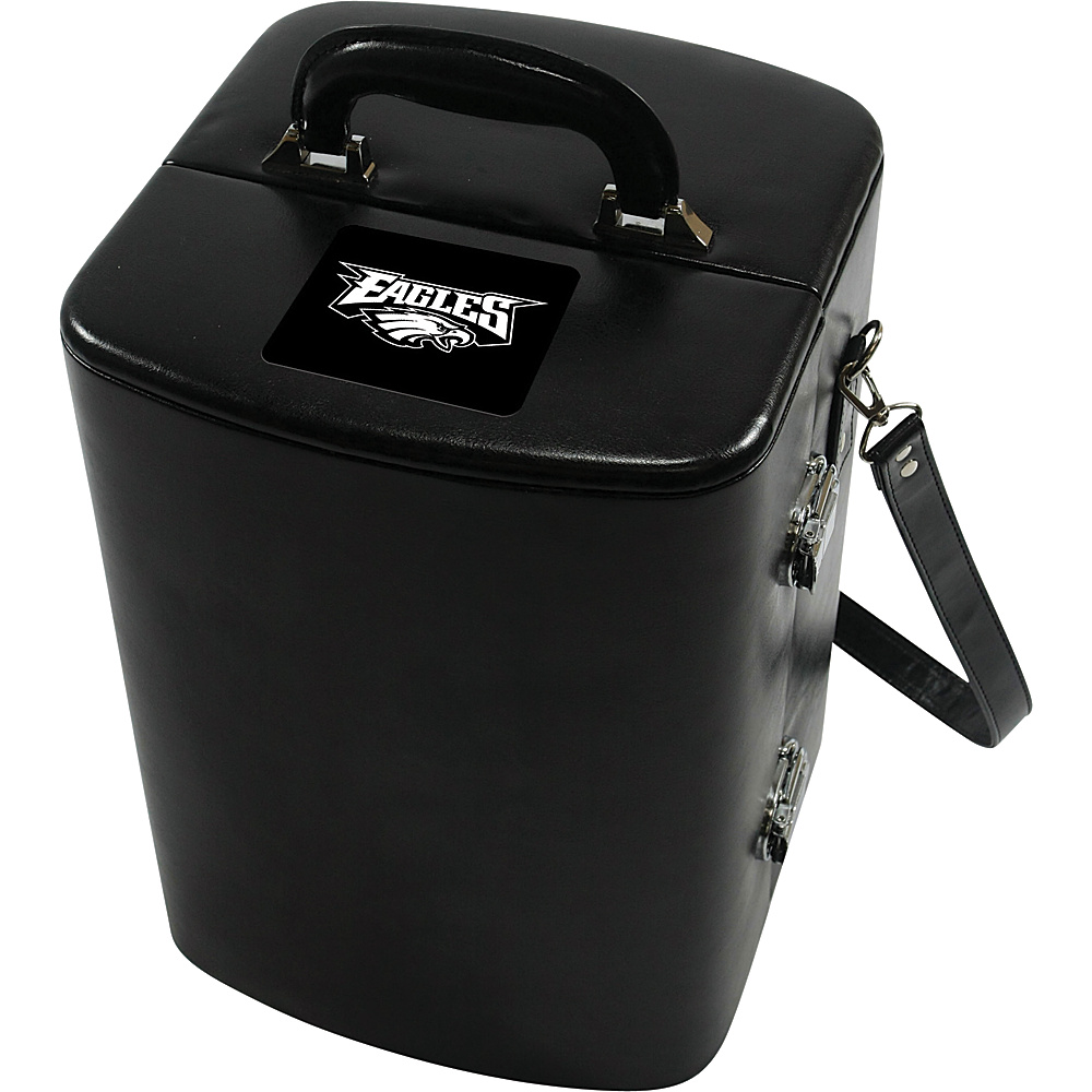 Picnic Time Philadelphia Eagles Manhattan Cocktail Case Philadelphia Eagles - Picnic Time Outdoor Accessories - Outdoor, Outdoor Accessories