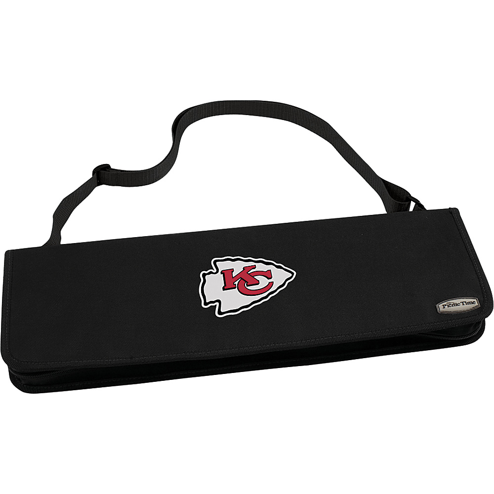Picnic Time Kansas City Chiefs Metro BBQ Tote Kansas City Chiefs Black - Picnic Time Outdoor Accessories - Outdoor, Outdoor Accessories