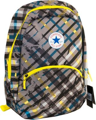 Converse Backpack All Day Blithe Plaid - Converse School & Day Hiking Backpacks