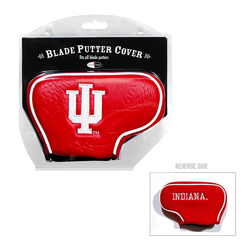 Team Golf USA Indiana University Hoosiers Blade Putter Cover Team Color - Team Golf USA Golf Bags