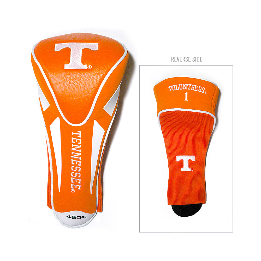 Team Golf USA University of Tennessee Volunteers Single Apex Headcover Team Color - Team Golf USA Golf Bags