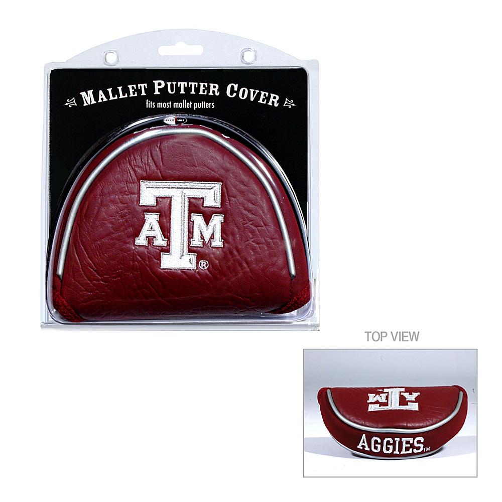 Team Golf USA Texas A & M University Aggies Mallet Putter Cover Team Color - Team Golf USA Golf Bags