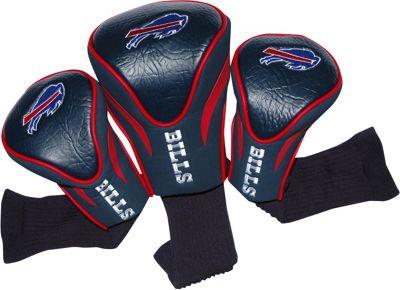 Team Golf USA Buffalo Bills 3 Pack Contour Headcover Team...