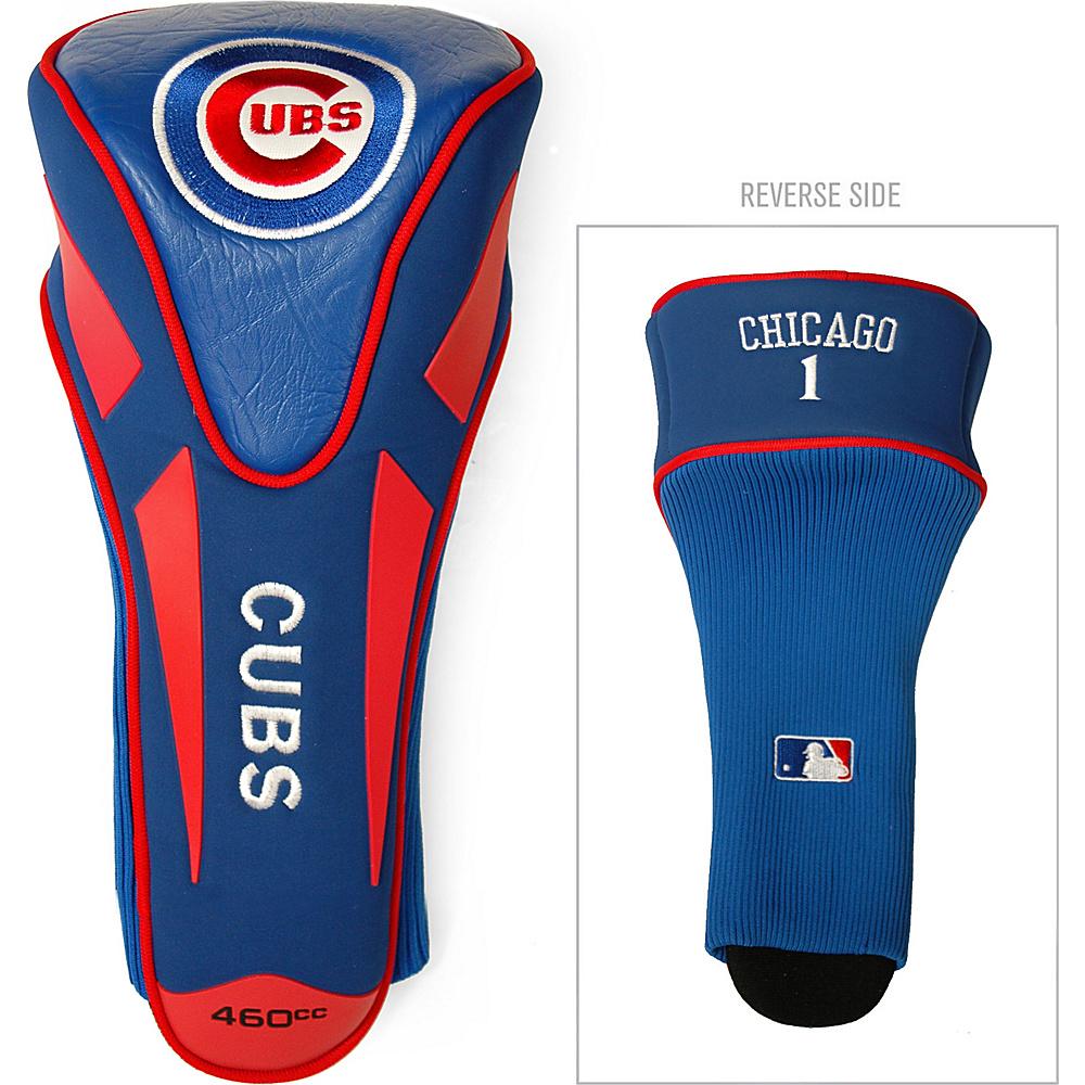 Team Golf USA Chicago Cubs Single Apex Head Cover Team Color - Team Golf USA Golf Bags
