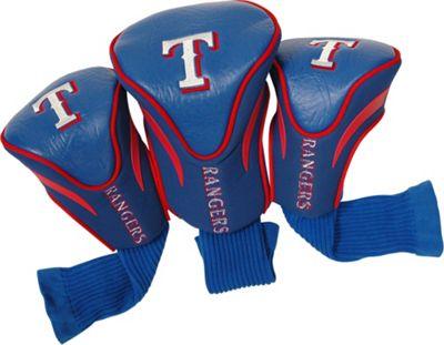 Team Golf USA Texas Rangers Rangers 3 Pk Contour Head Cov...