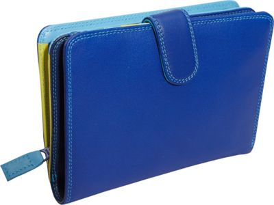 MyWalit Large Wallet/Zip Purse Seascape - MyWalit Women's Wallets