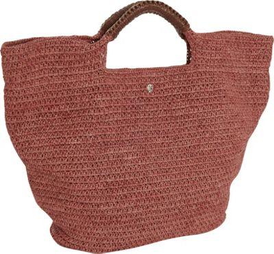 Helen Kaminski Pinamar M Fig/Jaffa - Helen Kaminski Designer Handbags