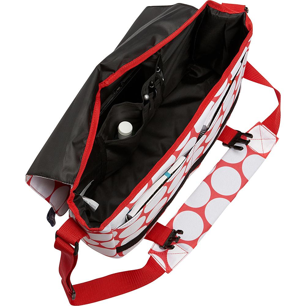Wildkin Jumpstart Messenger Pink Leopard - Wildkin Messenger Bags