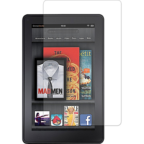 Marware Clear Screen Protector 2-Pack for Kindle Fire Clear - Marware Personal Electronic Cases